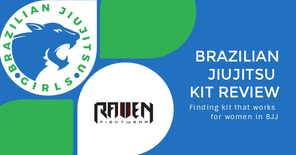 BJJ Girls kit review rash guard by Raven Review